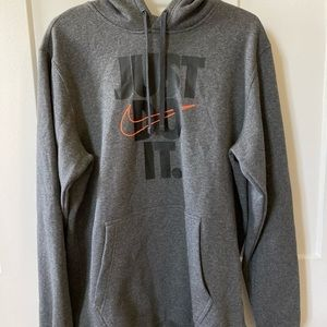 New mens Nike sweater size large